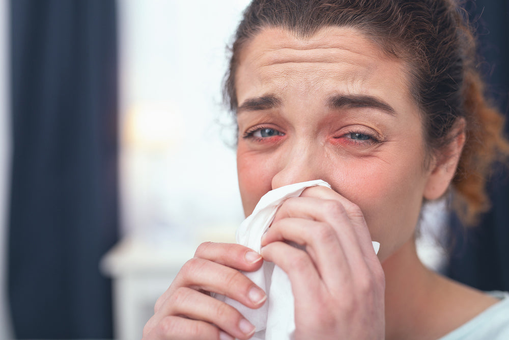 Top 5 Ways to Combat Hay Fever