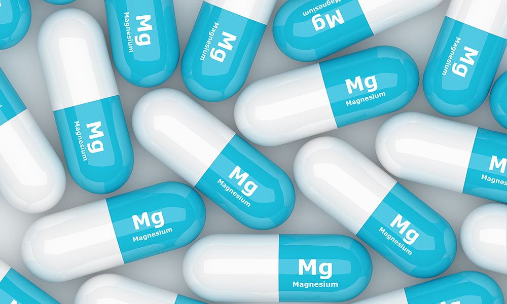 How to Choose the Right Magnesium for your Body