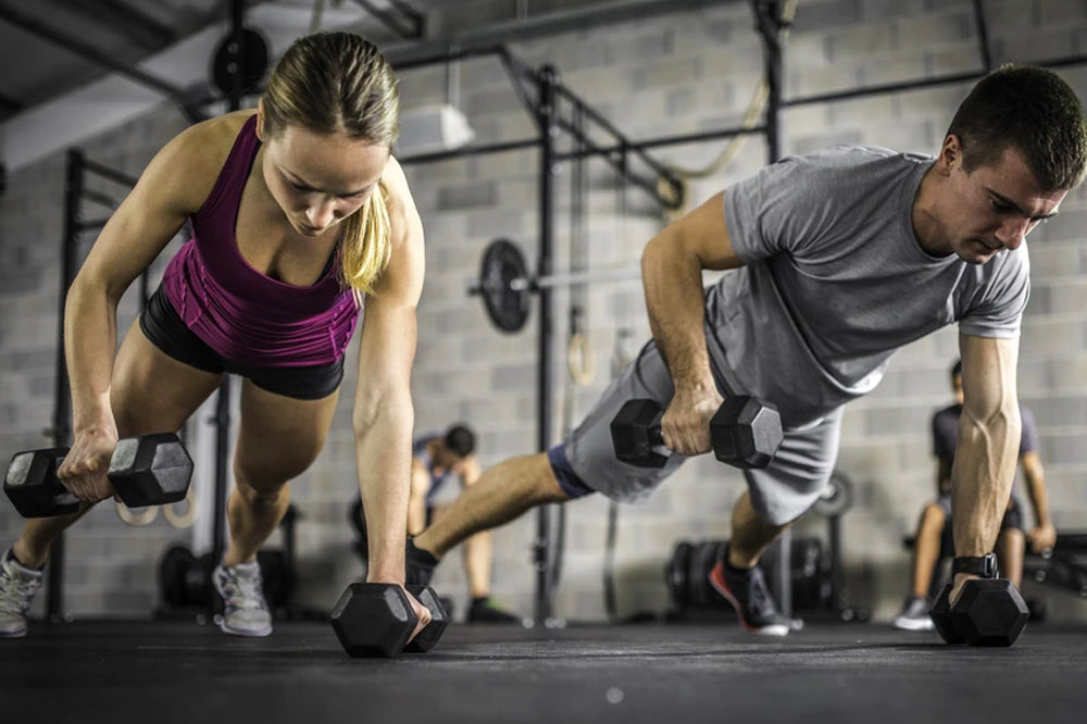 Why You Should Embrace The Weights This New Years