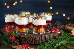 Macro-Friendly Christmas Trifle Recipe
