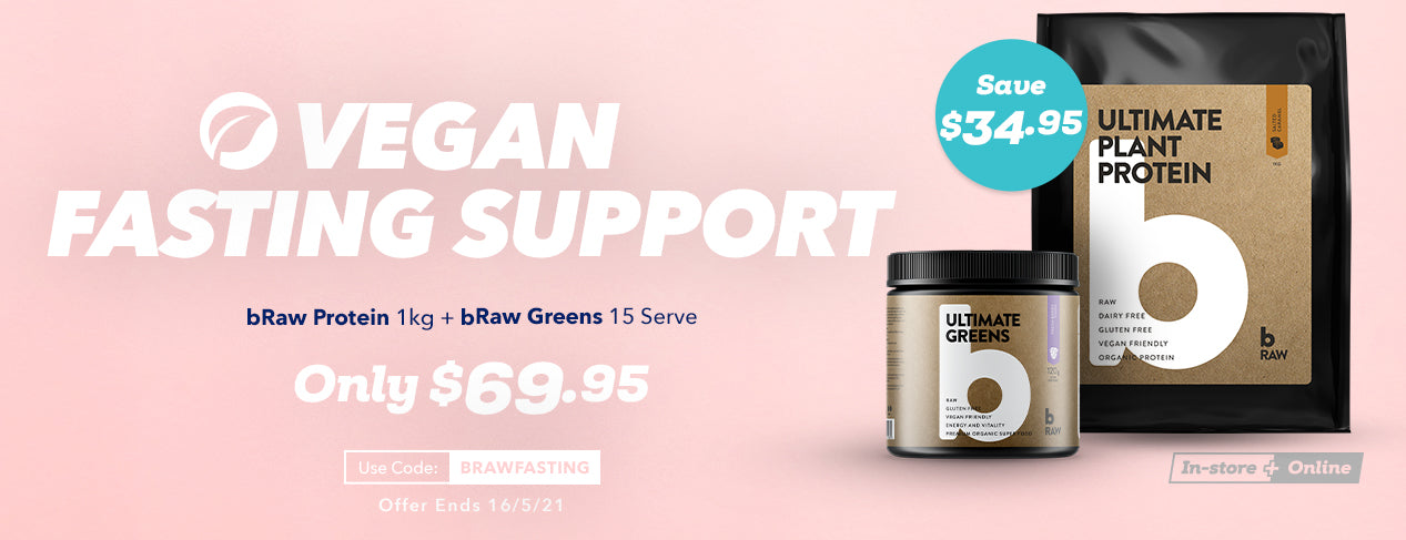 VEGAN FASTING SUPPORT