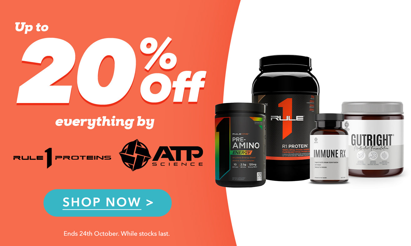 Up to 20% off EHP and ATP