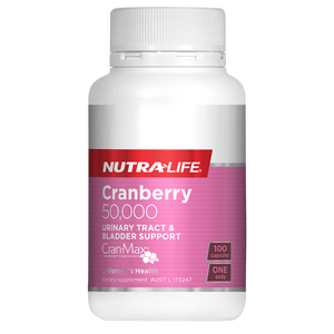 Cranberry 50000 by Nutra Life