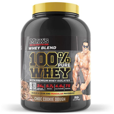 Image of 100% Whey by Max's Supplements