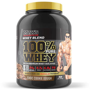 100% Whey by Max's Supplements