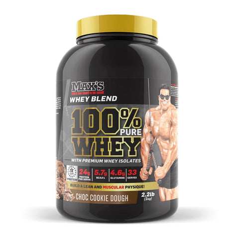 Image of Maxs 100% Whey 1kg