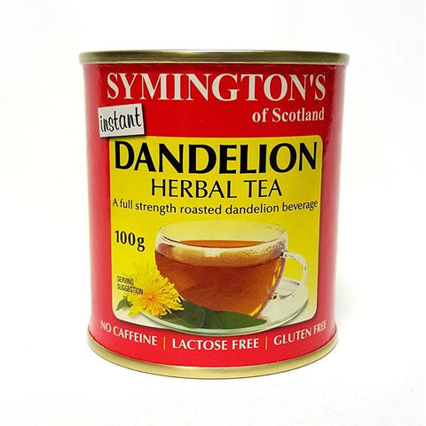 Symingtons Instant Dandelion Tea Powder 100g