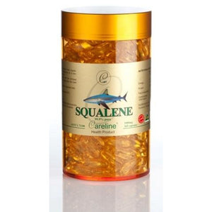 Squalene 1000mg 365 Capsules by Careline