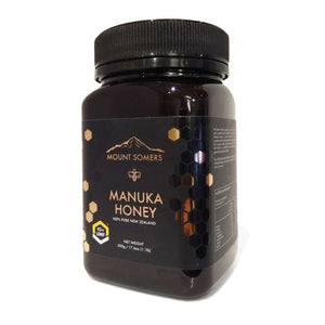 Manuka Honey UMF10+ 500g by Mount Somers