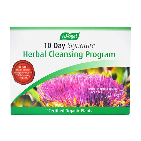 Image of 10 Day Herbal Cleanse Program by Vogel