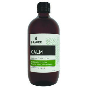 Calm (Nervatona) 500ml by Brauer Natural Medicines