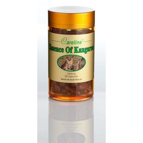Kangaroo Essence 2500mg Capsules by Careline