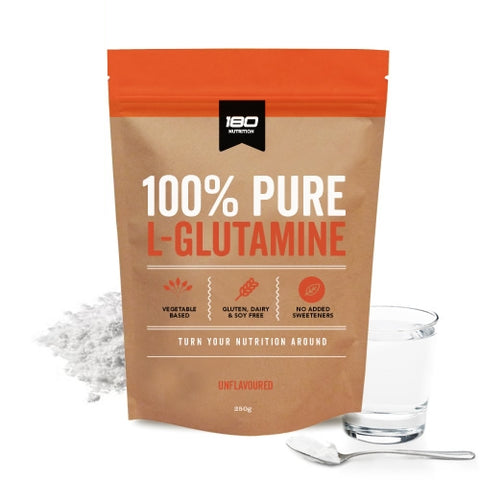 180 Nutrition Vegan L-Glutamine 250g
