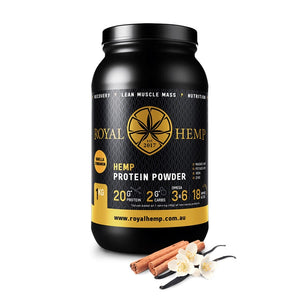 Royal Hemp Protein Powder 1kg