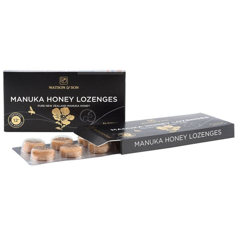 Watson & Son Manuka Honey Lozenges 400+ MGO