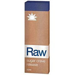 Raw Sugar Crave Release 50ml by Amazonia