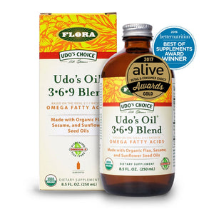 Udos Oil 3-6-9 Blend 250ml by Udos Choice