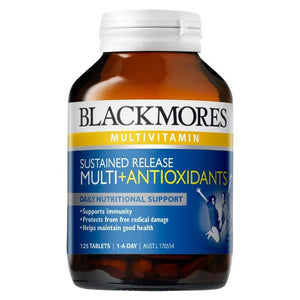 Sustained Release Multi + Antioxidants by Blackmores