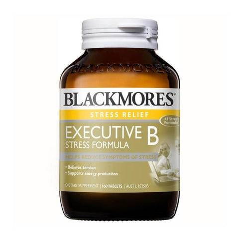 Image of Executive B Stress Formula by Blackmores