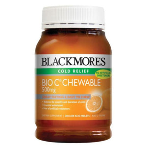 Bio C Chewable 500mg by Blackmores