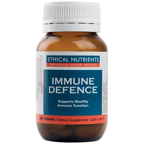 Image of Immune Defence by Ethical Nutrients