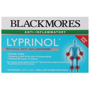Lyprinol by Blackmores