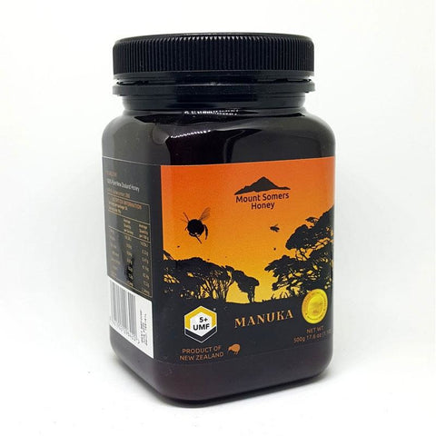 Image of Manuka Honey UMF5+ 500g by Mount Somer