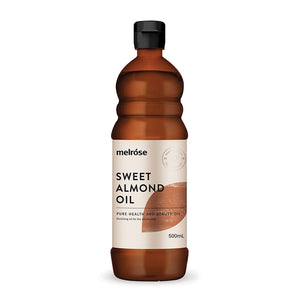 Almond Oil (Sweet) 500ml by Melrose