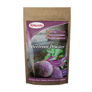Beetroot Powder 150gm by Morlife