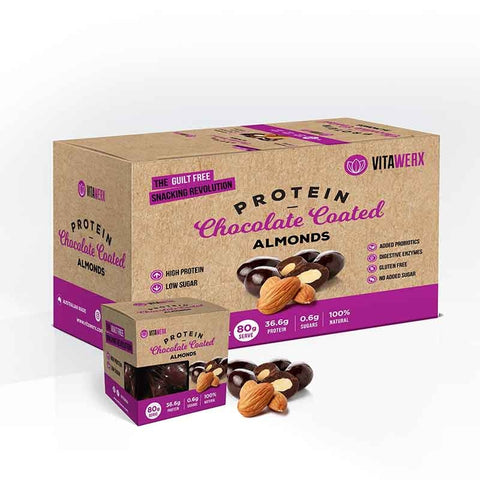 Image of Vitawerx Protein Chocolate Coated Treats