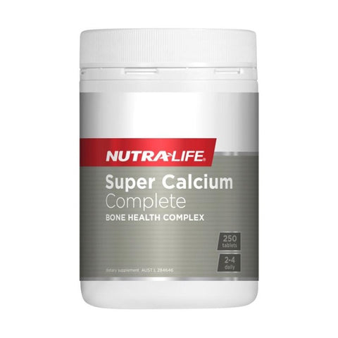 Image of Super Calcium Complete by Nutra Life