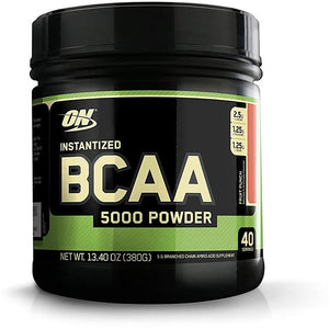 BCAA 5000 Powder 380g Flavoured by Optimum Nutrition