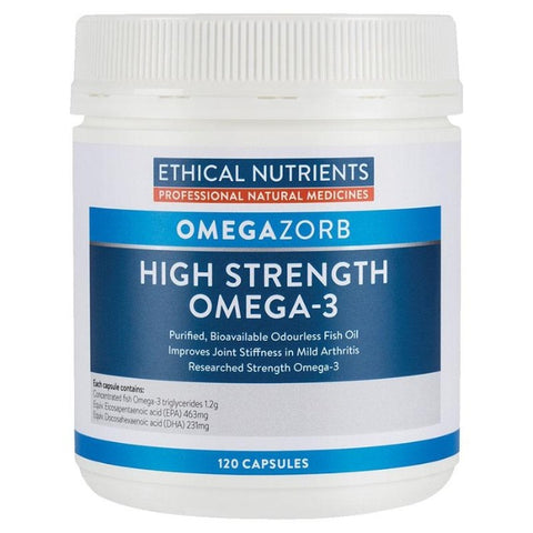 Image of Hi-Strength Fish Oil by Ethical Nutrients