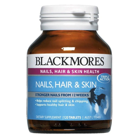 Image of Nails Hair & Skin by Blackmores