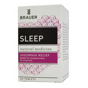 Sleep Tablets by Brauer Natural Medicines