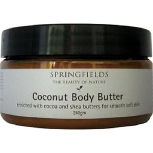 Body Butter by Springfields