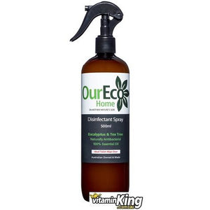 Disinfectant Spray by OurEco Home
