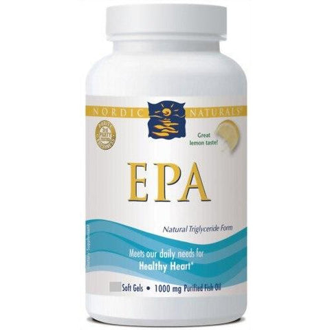 Image of EPA 60 Capsules Lemon by Nordic Naturals