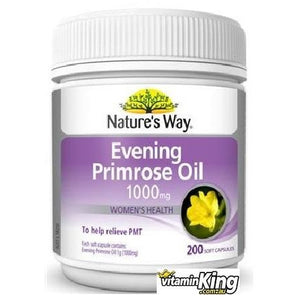 Evening Primrose Oil 1000mg by Natures Way