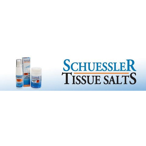 Mag Phos 6x Spray - Schuessler Tissue Salts by Martin & Pleasance