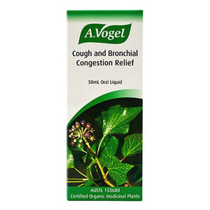 Cough & Bronchial Congestion Relief