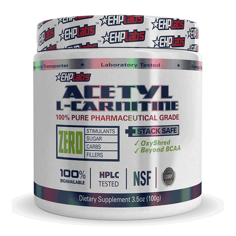 Image of Acetyl L-Carnitine 100g by EHP Labs
