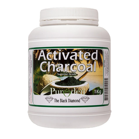 Pure Eden Activated Charcoal 1kg