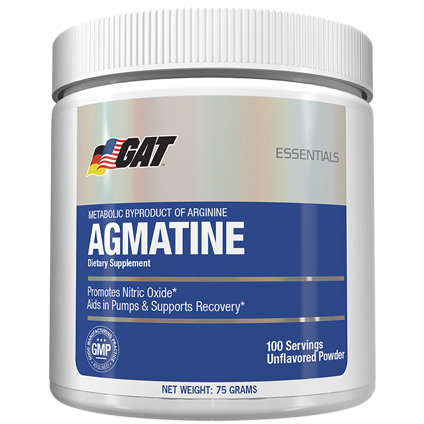 Image of Agmatine Powder 75g - GAT