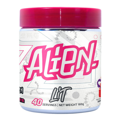 Image of Lit by Alien Supps