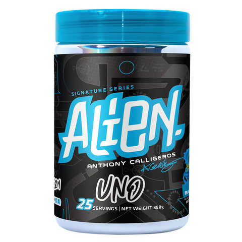 Uno by Alien Supps