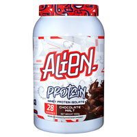Whey Protein Isolate by Alien Supps