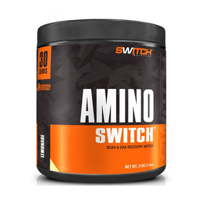 Amino Switch by Switch Nutrition - Perfect EAA Supplement