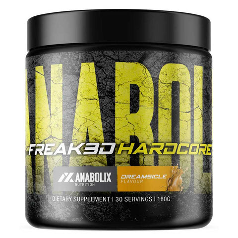 Freak3d Hardcore by Anabolix Nutrition