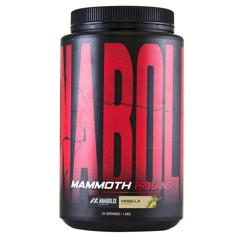 Mammoth By Anabolix Nutrition